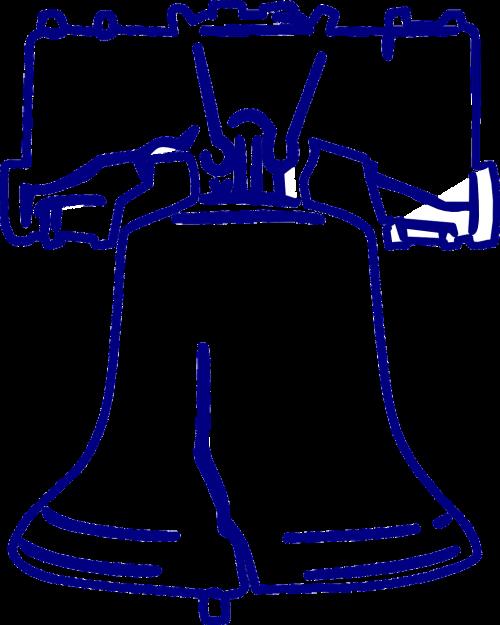 liberty bell american icon philadelphia