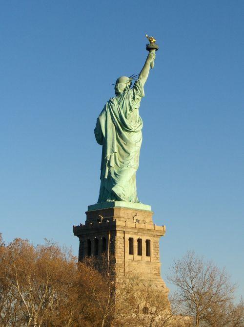 statue of liberty new york liberty island