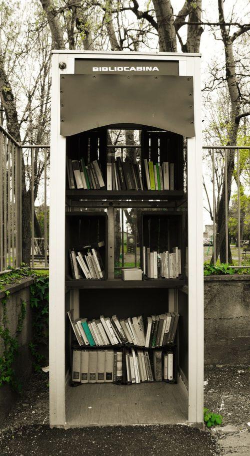library cabin bibliocabina