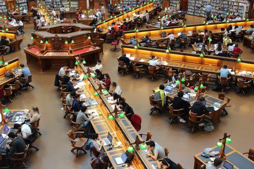 library la trobe study