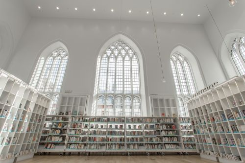 library church architecture