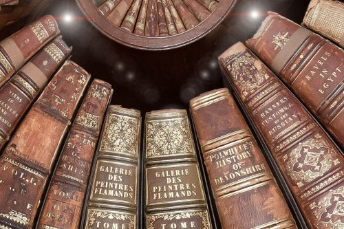 library books literature