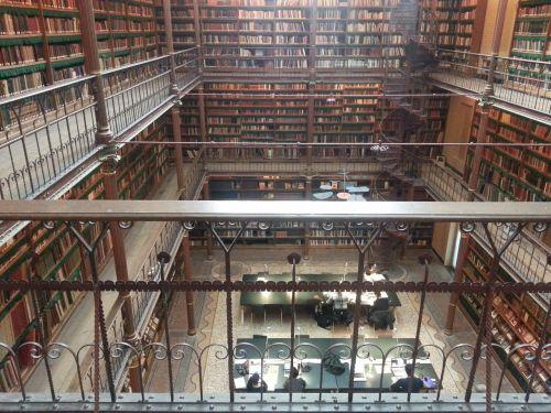 library books rijksmuseum
