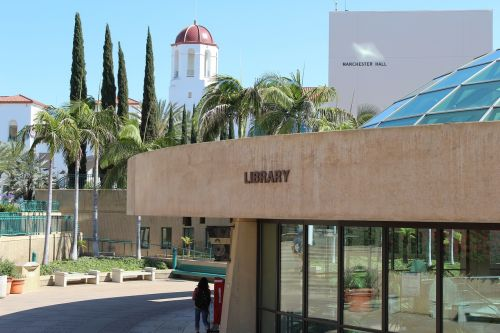 library san diego state university dome