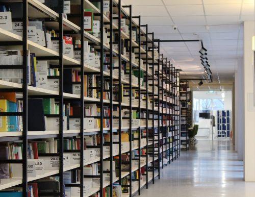 library books shelving