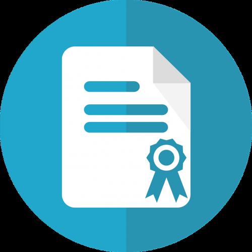 licencijos piktograma,teisinė piktograma,sertifikuota piktograma,notariškai patvirtinta piktograma,notaras,sertifikuota,autorinės teisės,prekės ženklas,legalus,piktograma,teisė,nemokama vektorinė grafika