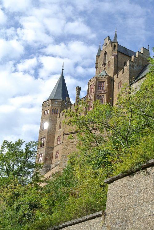 lichtenstein castle sky