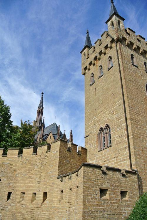 lichtenstein castle tower