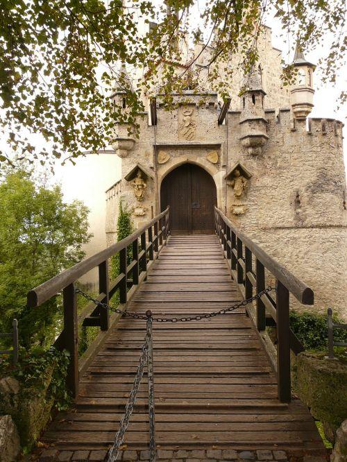 lichtenstein bridge drawbridge