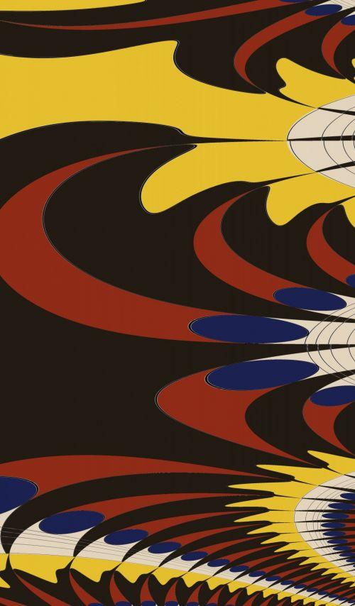 Lichtenstein Fractal