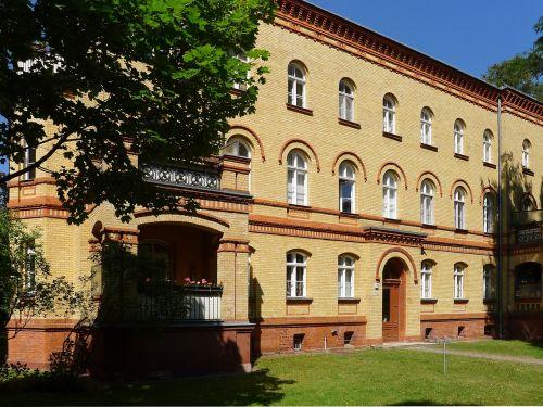 lichterfelde berlin cultural heritage