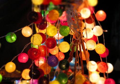 lichterkette chinese lanterns lights