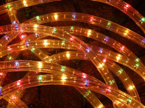 lichterkette lights light