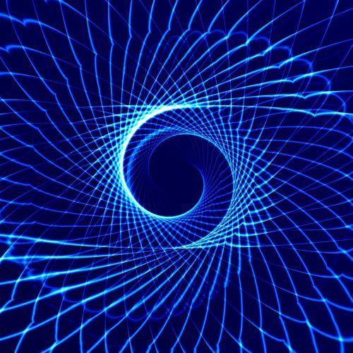 lichtspiel circle infinity