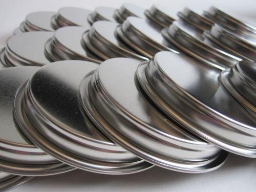 lids metal closure