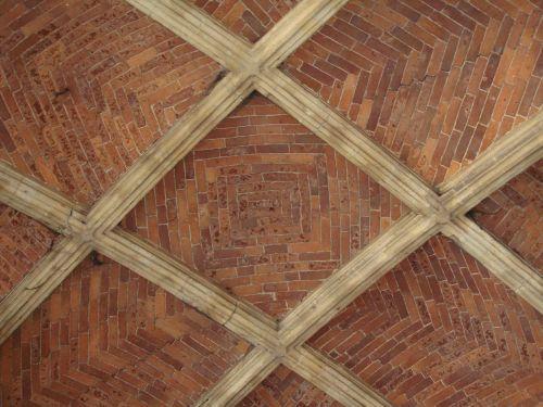 liege belgium ceiling of walkway