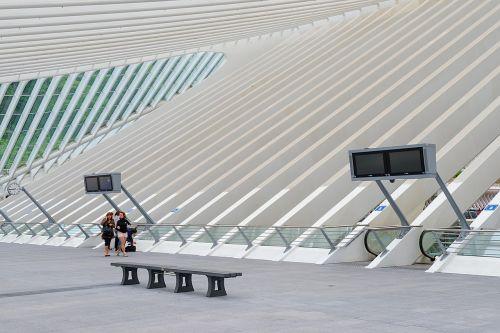 liège station departure