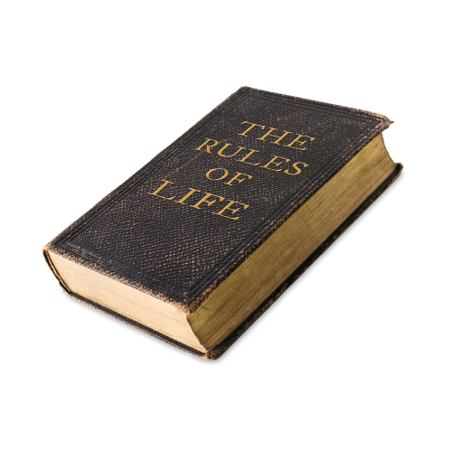 life rules book