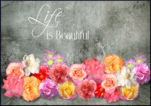 life beautiful retro