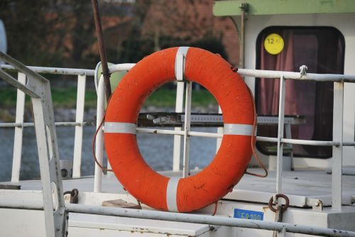 life buoy buoy boat