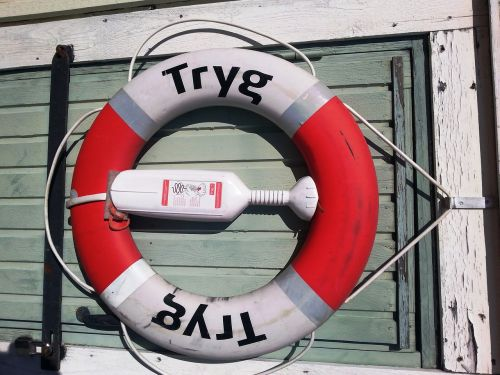 life buoy assistance ring