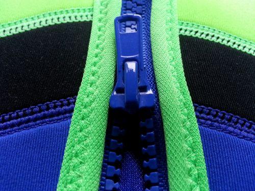 Life Jacket Zipper