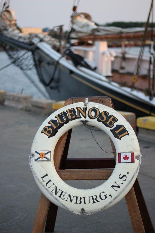 life preserver boat sailing