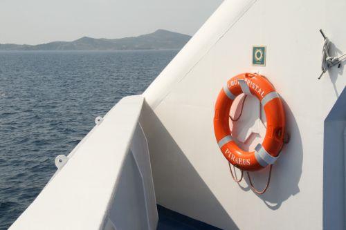Life Preserver Ocean Ship
