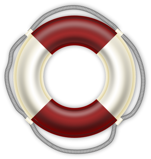 lifebelt lifesaver boat