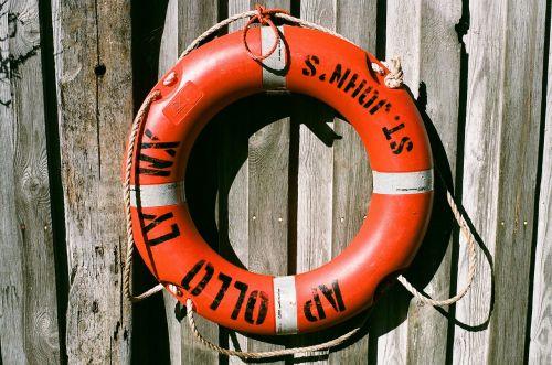 lifebelt ship sail