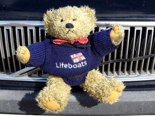 Lifeboats Teddy Bear