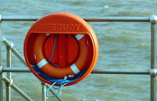 lifebuoy rescue help