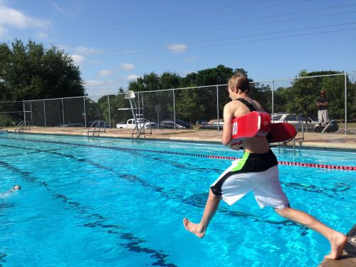 lifeguard guard rescue