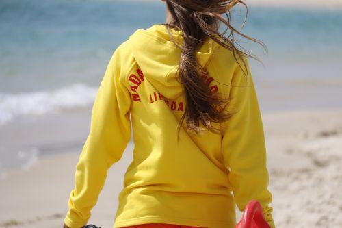 lifeguard yellow vigilant