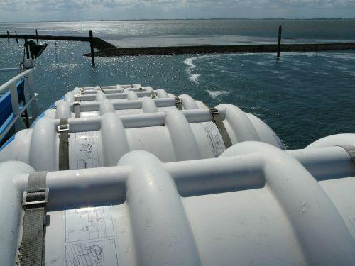 liferafts life raft boat trip