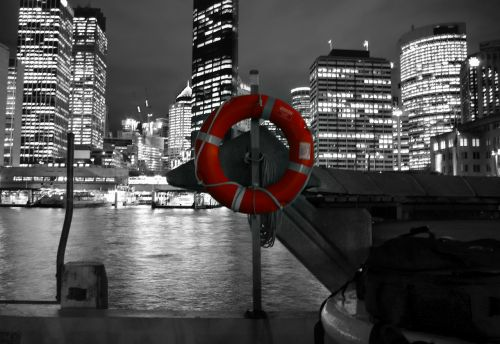 lifesaver safety buoy life-saver