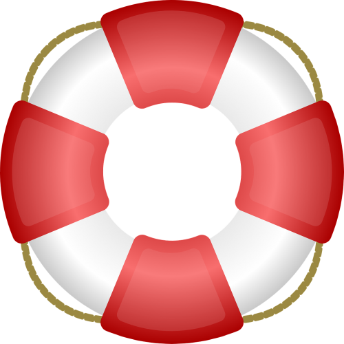 lifesaver float wheel