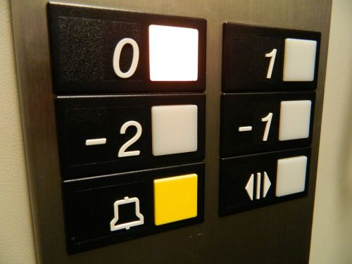 lift elevator buttons