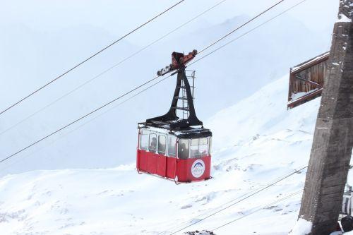 lift elbrus winter