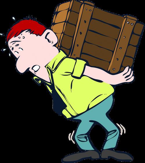 lifting box wood