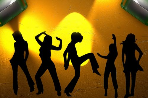 light party dance