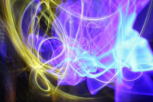 light lights abstract