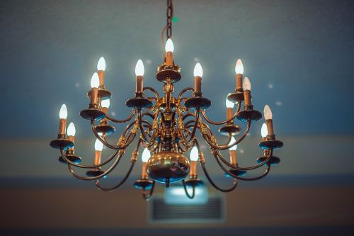 light chandelier lighting