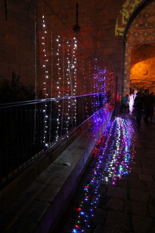 light jerusalem israel