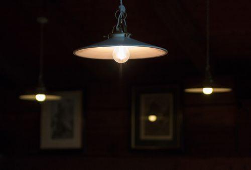 light light bulb lights