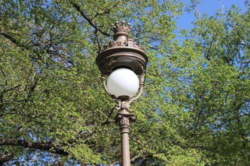 light floor lamp iron