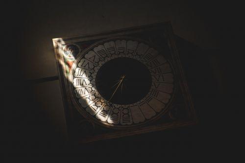 light roman numerals