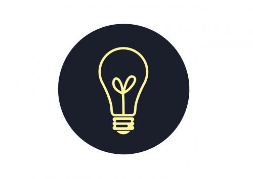 light icon badge