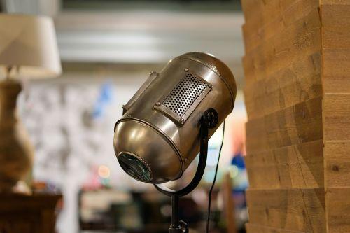 light lamp vintage