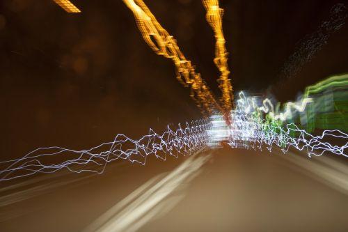 light night speed